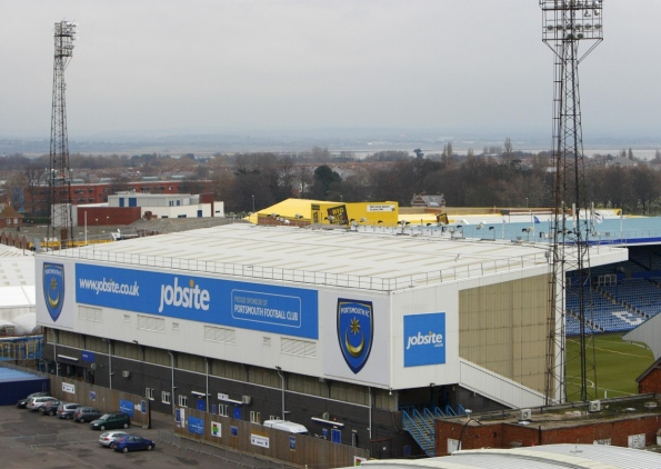 Fratton Park | The Home of Portsmouth Football Club | The Pompey Chimes